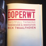 Boek Concept denken in food design en innovatie